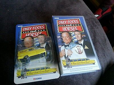 Rare Del boys car and videos .-uk Only