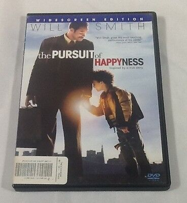 The Pursuit Of Happyness Widescreen Edition DVD 2007
