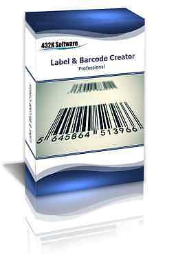 Label and Barcode Builder - Create & Print Avery Labels Software For Windows