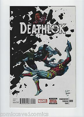 Deathlok #9 | 2014 Series | Near Mint- (9.2) | Marvel Comics
