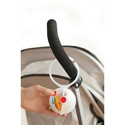 New Skip Hop Paci Egg Double Dummy Pacificier Holder Free express Shipping