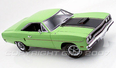 1970 Plymouth Road Runner Hemi in 1:18 Scale by GMP Diecast Model