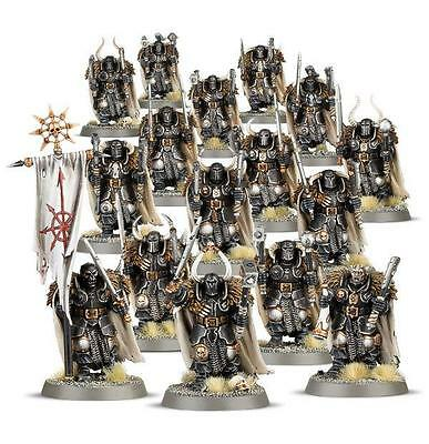 Slaves to Darkness Chaos Warriors - Age of Sigmar