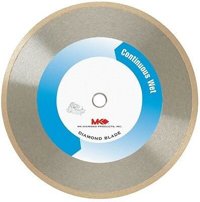 7 In. Wet Cutting Continuous Rim Diamond Tile Marble Power Tool Saw Blade