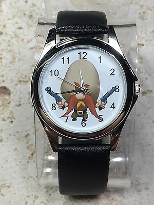 Yosemite Sam Watch - Nos - New Battery -  Free Shipping!