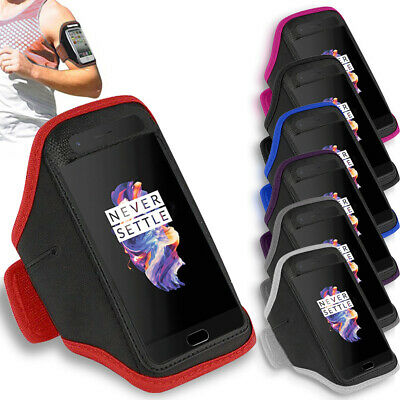Premium Armband For Oneplus 5 Workout Gym Running Jogging Exercise Case Holder