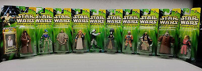 Star Wars Power Of The Jedi Action Figure Lot of 10 POTJ by Hasbro