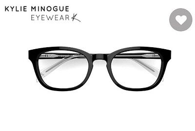 Kylie Minogue Kylie 14 Black Women's Designer Glasses