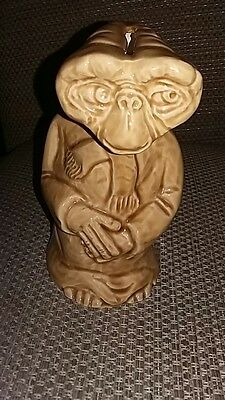 ET pottery money box excellent condition