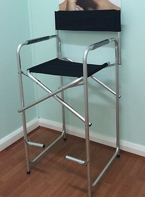 salon makeup folding chair