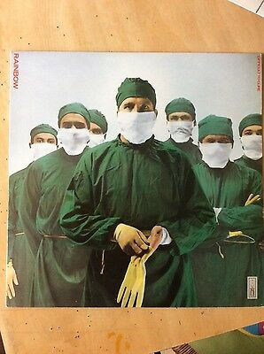 Rainbow Difficult To Cure 1981 Vinyl L.P
