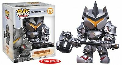 Overwatch Super Sized Reinhardt