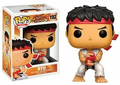 Street Fighter Figur Ryu (Special Attack)