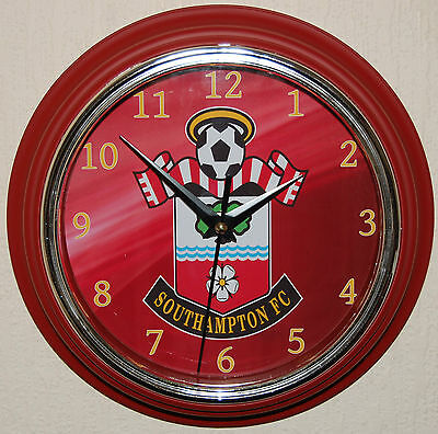 Southampton red Wall Clock