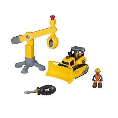 Caterpillar CAT Construction - Bulldozer & Crane Set
