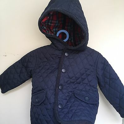 Next Baby Boy Lightly Padded Coat (0-3 months)
