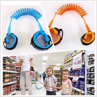 Anti Lost Wrist Link Hand Belt Walking Strap Rope For Child Baby Toddler Safety