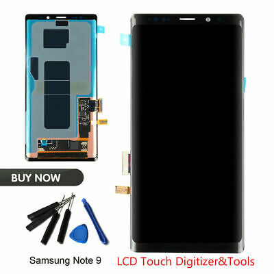 LCD Touch Screen Digitizer For Samsung Galaxy Note 9 N960 Replacement Assembly