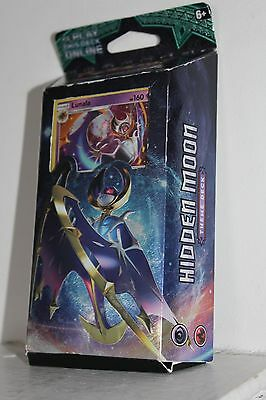 Pokemon TCG: Sun & Moon Guardians Rising Theme Deck :: Hidden Moon + Lunala :: 6