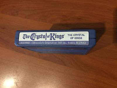 BrezzaSoft  The Crystal of Kings EX SNK Programmer 2001