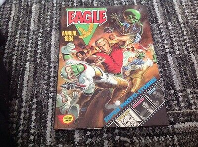 Eagle Annual 1984  Unclipped