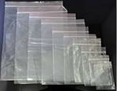 Grip Seal Plastic Bags Mini Small Large Gripwell Clear Resealable Self Seal Bags