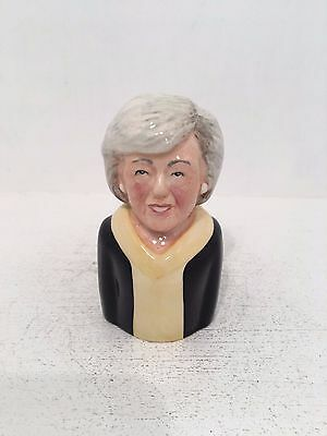 Manor Collectables British Prime Ministers Theresa May Toby Jug 184 of 1500