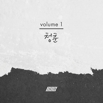 IKON [ONE'S YOUTH VOLUME.1] Photo Book(42p)+16p POSTER+1p Board+1p Book Card