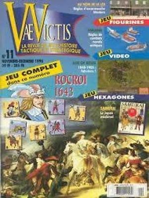 Vae Victis Issue 11 Rocroi 1643  Game Of Strategy Wargames Magazine