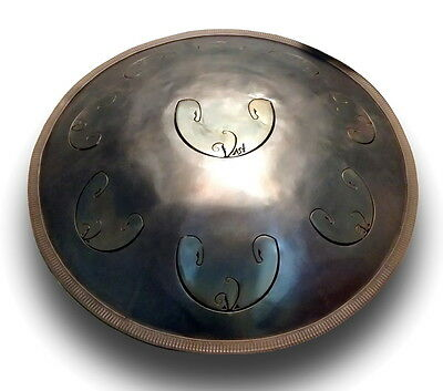 Handpan drum - Integral - Free shipping by Air mail