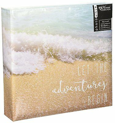 Travel New Photo Album (6'' x 4'') Holds 200  Gift Picture Photo Book