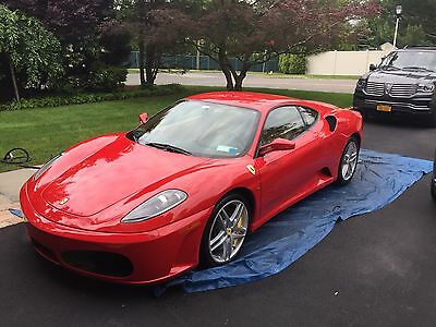 2008 Ferrari 430  Absolutely Mint 2008 F430 Coupe F1,  A MUST SEE, needs nothing! ready to go.