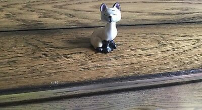 Disney Wade Am cat figure from lady and the tramp  in excellent condition
