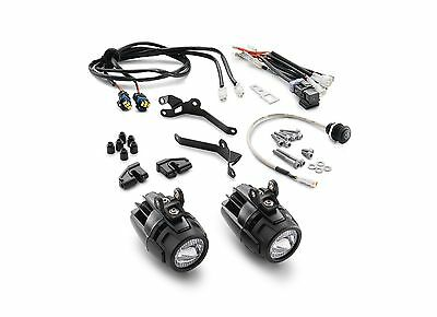 New Ktm Adventure Auxiliary Led Lamp Kit Offroad Use Only 60314910133