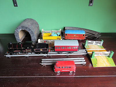alte Spur 0 Anlage Hornby, JEP usw.