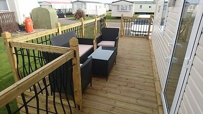 West Sands, Selsey Static Caravan Holiday Let, 29th July 2019 to 5th August 2019