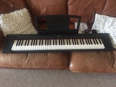 Yamaha Electric Keyboard NP31 Collection Derby