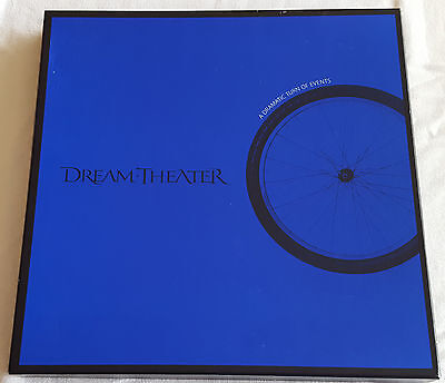 Dream Theater – A Dramatic Turn Of Events 2011 - Boxset - Rare Limited Edition
