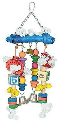 Parrot Toy Top Quality on hanging Chain