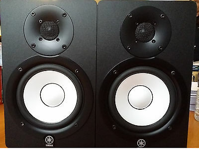 Yamaha HS50m Active Studio Monitors (Pair) Used - Excellent condition HS 50M