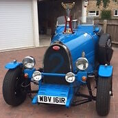 Bugatti  type 35 Replica do not miss this one