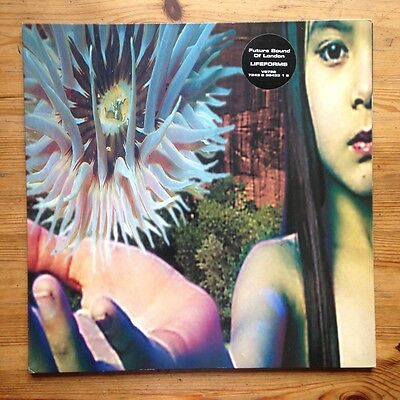 The Future Sound Of London ‎– Lifeforms 2x LP