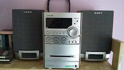 SONY CMT-NEZ3 MICRO STEREO SYSTEM [with remote control