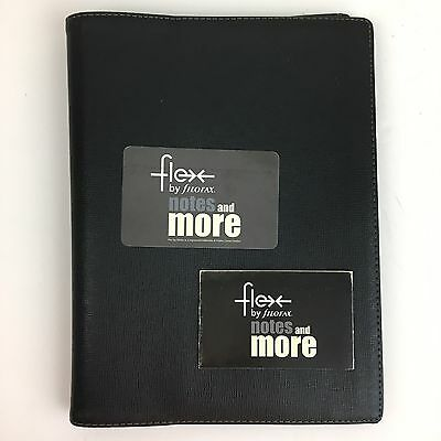 Flex by Filofax First Edition Cover Pocket Black A5 size