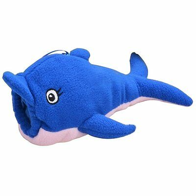 Baby Animal Holder Storage Bag Pouch Cover for Milk Bottle(Blue Dolphin) G3P2