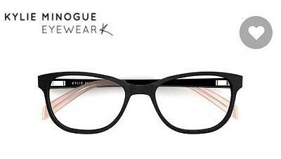 Kylie Minogue Kylie 03 Black Women's Designer Glasses