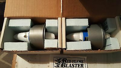 red flame       blaster aircraft motors