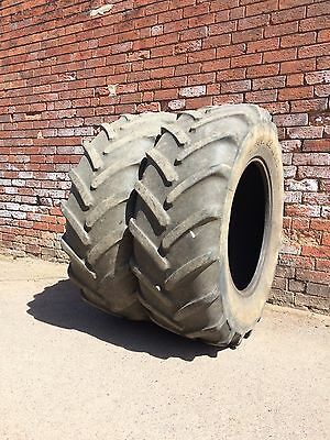 Michelin XM108 480/65 R28 Tractor Tyres