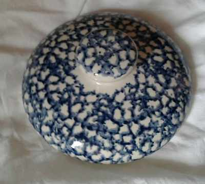 Tienshen Folk Craft Cabin in the Snow replacement Casserole Dish LID ONLY