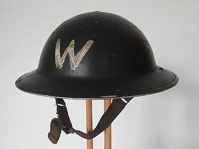 WW2 Helmet with Liner and Chin Strap dated 1938